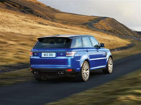 Land Rover Range Rover Sport Backgrounds by 2015 Land Rover Range Rover Sport Svr Desktop