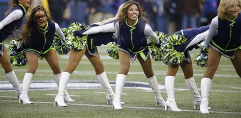 rules    nfl cheerleader  surprise