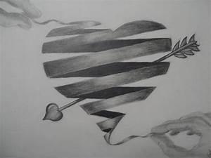 Heart Ribbon by gsoldier19 on DeviantArt