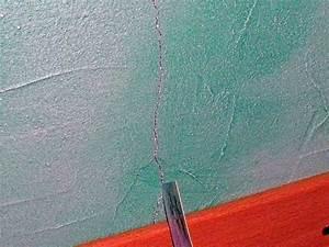 Reparer Grosse Fissure Mur Exterieur : comment r parer mur porteur fissur l 39 int rieur ~ Melissatoandfro.com Idées de Décoration