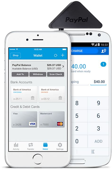 paypal mobile pay paypal mobile payments
