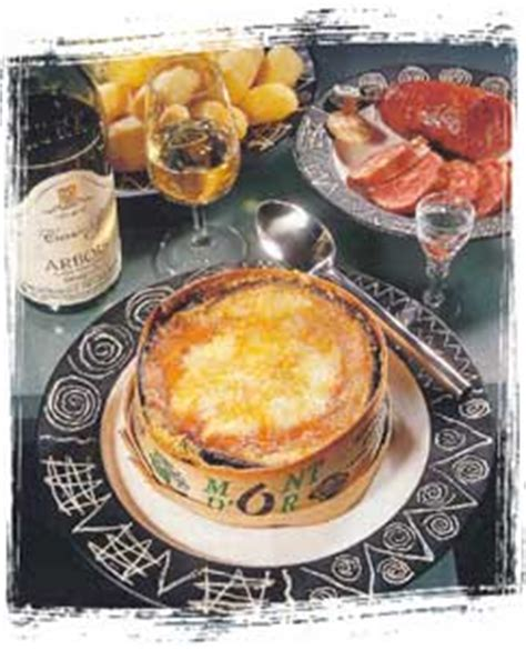 recette mont d or chaud recette du mont d or chaud