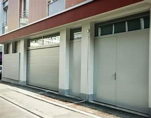 portail et porte baciu constructions metalliques verre With porte de garage en fer