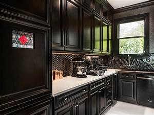 The, Rise, Of, Black, Kitchen, Cabinets