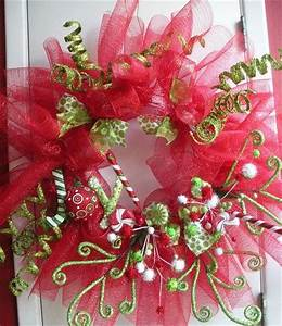 89 best images about Deco Mesh Wreath Ideas on Pinterest