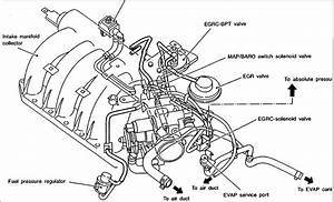 Nissan Quest Egr Valve Location  Wiring Diagram  Amazing