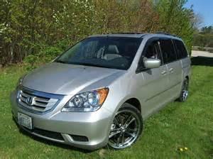 Illwagon 2008 Honda Odyssey Specs  Photos  Modification Info At Cardomain