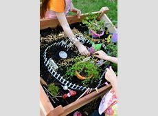 Let's Build a Fairy Garden Table! Inner Child Fun