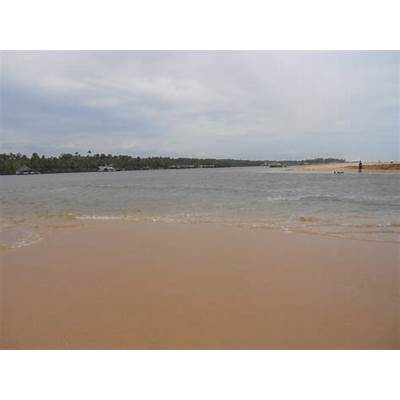 Poovar Beach - Picture of Island