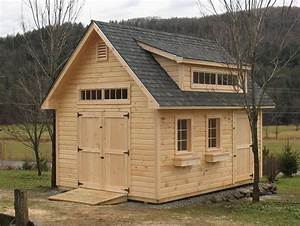 Vermont sheds and barns custom built on site vermont for Barns built on site