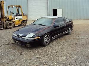 1990 Mitsubishi Eagle Talon Tsi  2 0 L Engine  Trb Mt Awd  Color