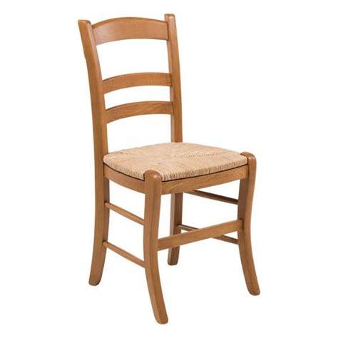 4 pieds chaise chaise rustique en chêne et paille de seigle 370 4