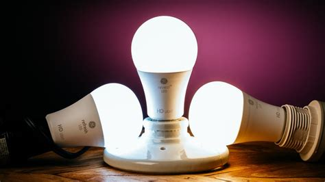 'hd Light' From Ge's Newest Led Light Bulbs Cnet