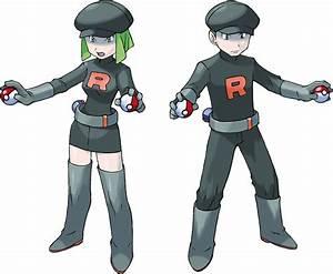 Team Rocket uniform - Bulbapedia, the community-driven ...