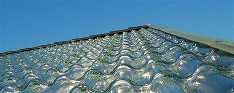 innovative glass roof tiles heat your home with solar