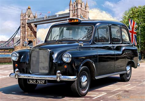 How London Is Leading The Way In High Tech Taxi?s And Private Hire Vehicles   TechDissected