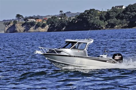 Fishing Boat Reviews Nz by Mclay Crossover 611 Ht Boat Review The Fishing Website