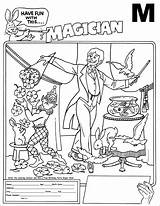 Magician Coloring Designlooter Contest 47kb 1278 2472 sketch template