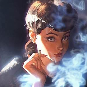 Art For Art's Sake: Blade Runner special - Forbidden ...