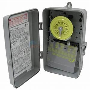 Intermatic Timer 125 Volt Plastic Enclosure