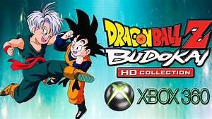 Dragon Ball Z Budokai 3 HD Goten Vs Trunks Xbox 360