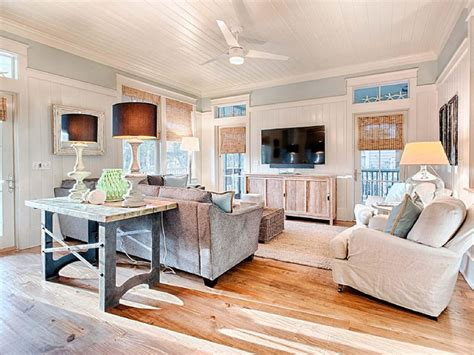 Watercolor, Florida Assembled Kitchen Island White Leather Chairs All Cabinets Small Side Table Ideas For Remodeling A Designs Homes Spaces Gloss Kitchens Sale