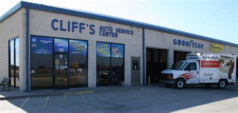 cliffs auto service center tires   hwy