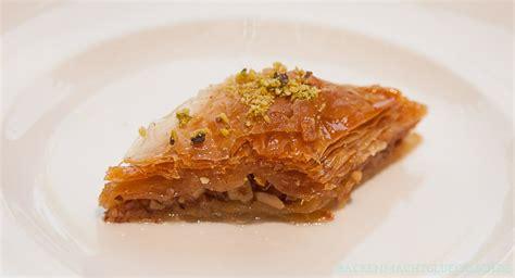 Original Griechische Kuche Rezepte by Original Baklava Rezept Backen Macht Gl 252 Cklich