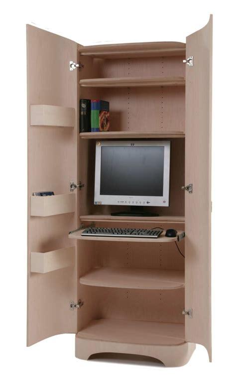 armoire pour bureau armoire informatique et bureau pour ordinateur modernes