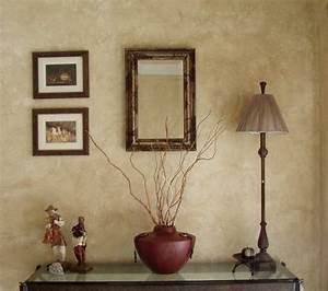 Wall Painting Ideas: Faux Finishing