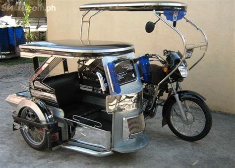 Philippines Sidecar Taxis