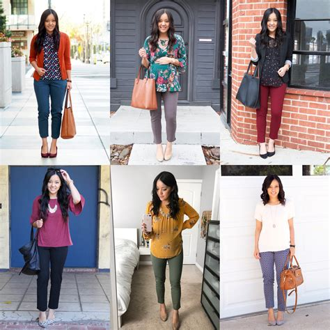 Spring Style Profile Business Casual Wardrobe Building Blocks