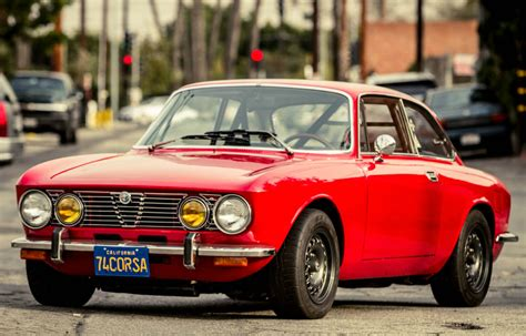 This Classic Alfa Romeo Is Just Beautiful  Anyone Have