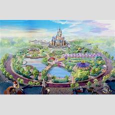 Shanghai Disneyland Photos
