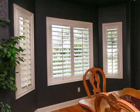 Wood Plantation Shutters by Wood Vs Polywood Plantation Shutters Indian River