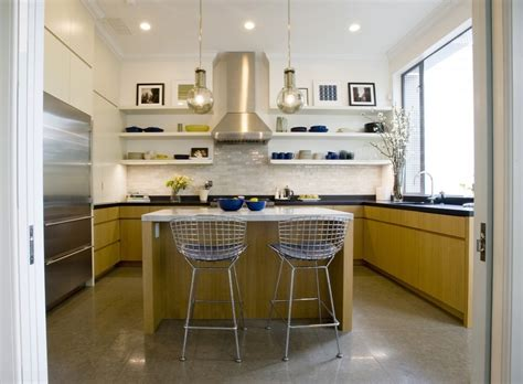 open kitchens designs 2013简约厨房吧台装修效果图 土巴兔装修效果图 1210