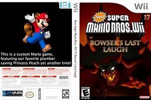 BOWE01 New Super Mario Bros Wii 17 Bowser39s Last Laugh