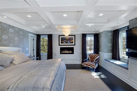 Modern Coffered Ceiling by The And Advantages Of Coffered Ceilings In Home Design