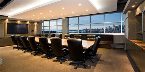 executive office executive office boardroom braseth construction seattle based