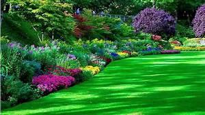 Ultra HD 4K Garden Wallpaper Download