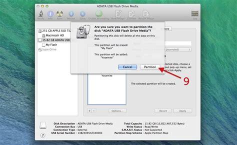 create  bootable install usb drive  mac os