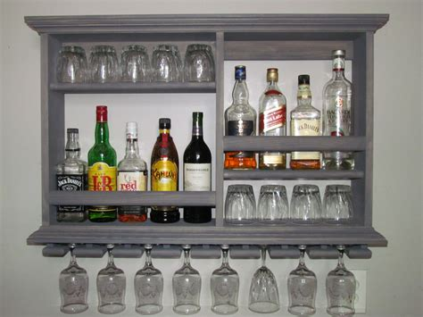 where to buy a liquor cabinet mini bar weathered gray wine rack liquor cabinet 3 39 x