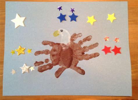 handprint and footprint eagle craft fourth of july craft 681 | 5c88bf2f4b41b0687ad9586927eb17c8 toddler crafts usa crafts for preschool