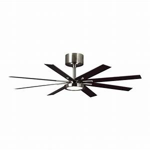 Monte carlo fan company empire in brushed steel