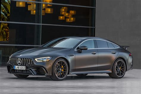 Gambar Mobil Mercedes Amg Gt by Mercedes Amg Gt 63 S 4matic 4 Door Coup 233 2018 Cool