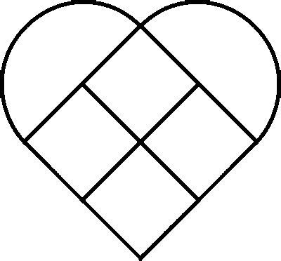 simple stained glass cross patterns  heart  hands