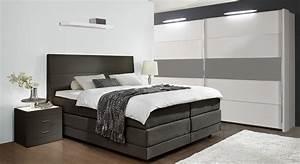 Schlafzimmer Set Mit Boxspringbett : schlafzimmer mit boxspringbett schlafzimmer mit ~ Lateststills.com Haus und Dekorationen