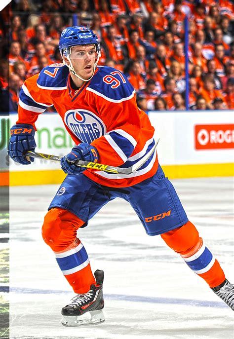 Item Detail - Connor McDavid - 20x29 Edmonton Oilers