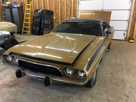 1972 Dodge Challenger 5.2L Solid Project Car for sale