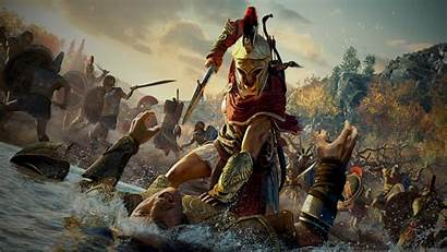 Creed Odyssey Assassin Settings Vikings Odessey Wallpapers